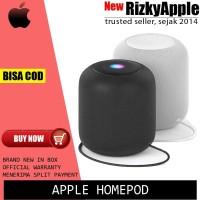 Apple HomePod Wireless Smart Speaker Space Gray Garansi Resmi 1 Tahun
