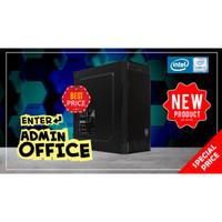 PC Rakitan Paket Rakitan Admin and Office INTEL - OJOL ONLY
