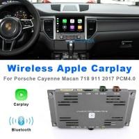 Auto Upgrade Kit Wireless Carplay For Porsche Cayenne Macan 718 9