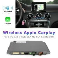 Auto Upgrade Kit Wireless Carplay Module For Benz A B C GLK GLA M