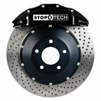 Disc Brake Upgrade Kit-4WD Front Stoptech 83.198.6D00.52