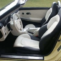 Chrysler Crossfire - Leather Interior Upgrade Kit/Cover