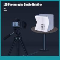 Sos 11 Kotak 20x20cm Kotak Lampu LED Studio Mini Portabel