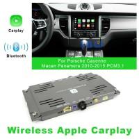 Car Upgrade Kit Wireless Carplay For Porsche Cayenne Macan Paname