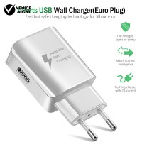 Travel USB Fast Charging Wall Charger Power Adapter Phone Tablet