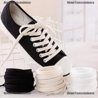 1 Pasang 100cm / 120cm / 160cm / 160cm Tali Sepatu Casual Bahan