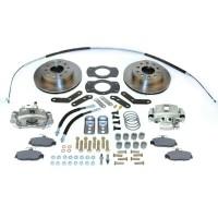 Disc Brake Upgrade Kit Stainless Steel Brakes A125-2