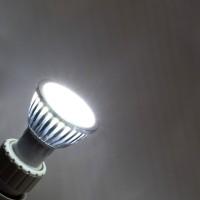 FMD Lampu Sorot 4 LED GU10 6W Warna Putih Murni / Warm White