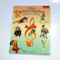 Volume 2 Disney My First Song Book Vol 2 Buku piano Disney full colour