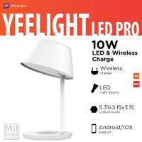 Yeelight 10W wireless fast charging LED Table Pro Dual Light Source