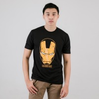 Kaos / T-Shirt I Am Iron Man   Marvel   Avengers   Superhero   Film - L