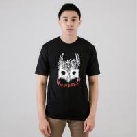 Kaos / T-Shirt Why So Serious Batman - Joker | DC | Superhero | Film - L