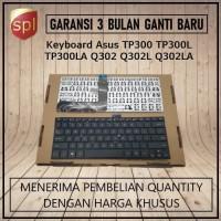 Keyboard Asus TP300 TP300L TP300LA Q302 Q302L Q302LA - Black