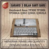 Keyboard Asus TP300 TP300L TP300LA Q302 Q302L Q302LA - Silver