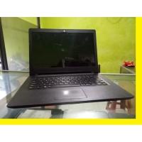 laptop lenovo ideapad 110 Amd A9-9400 Ram8GB Hdd1TB Garansi 1 BULAN