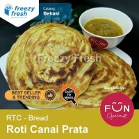 Roti Canai/Cane (Roti Maryam), RTC - by Fun Gourmet * BEST SELLER *