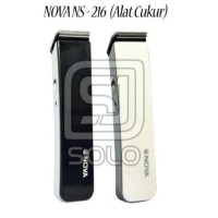 ALAT CUKUR NOVA NS - 216| HAIR CLIPPER NOVA Rambut / Kumis / Jenggot
