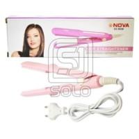 CATOK Rambut NOVA SX - 8006 Alat CATOKAN/ Hair Straigtener