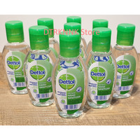 Dettol Hand Sanitizer 50ml All Variant (Original, Refresh, Floral)