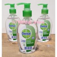 Dettol Instant Hand Sanitizer 200ml Pump