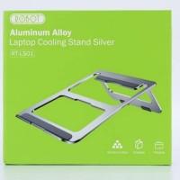 ROBOT RT-LS01 Lightweight & Foldable Laptop Cooling Stand Aluminium