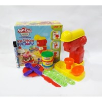Fun Doh Ice Cream Factory - Mainan Anak FunDoh / PlayDoh / Play Doh