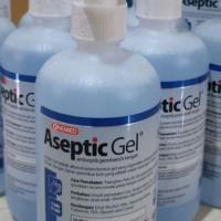 Aseptik gel onemed 500 ml with pump