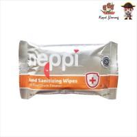 Neppi Hand Sanitizing Wipes 20s