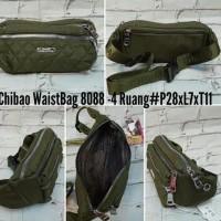 Tas Wanita Pinggang Selempang Waistbag Bag CHIBAO CB8088 8088 Bordir