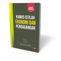 Kamus Istilah Ekonomi dan Perdagangan