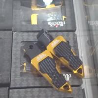 footstep black diamond yamaha all new nmax 155 2020
