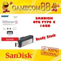 Sandisk Dual Drive OTG Type C 16GB USB 3.0 Original Sandisk Indonesia