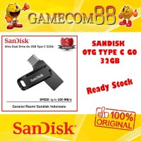 Sandisk OTG Dual Drive Go Type C 32GB USB 3.0 Original