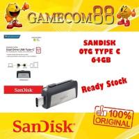 Sandisk OTG Dual Drive Type C 64GB USB 3.0 Original Sandisk Indonesia