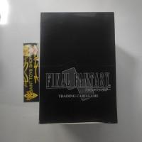 Final Fantasy Trading Card Game Volume 1 Black set