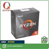 AMD RYZEN 5 3600 AM4 6 Core 3.6Ghz