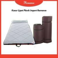 Kasur Lipat Piknik Romance - Warna random - 80x200