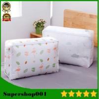 Storage Bag Cloth Bag Dust cover Tempat Bed Cover Tempat Pakaian