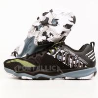 Sepatu Badminton Li-Ning / LiNing AYTQ053 Ranger IV / 4 TD - Black
