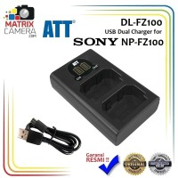ATT Charger for Battery SONY NP-FZ100 ( A7III, A7RIII, A9 )