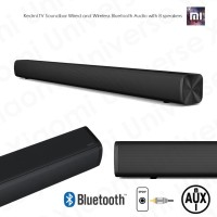 Xiaomi Redmi TV Soundbar Wired and Wireless Audio with 8 speakers