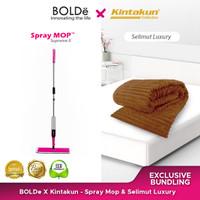 Exclusive Bundling Bolde X Kintakun - Supreme X & Selimut Mewah