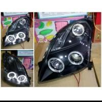 head lamp Suzuki Swift 2004-2011 projektor angel eyes