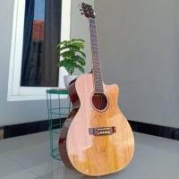 Gitar Akustik Lakewood Singleround