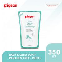 Pigeon Baby Liquid Soap Refill 350ml - Sabun Mandi Cair Bayi