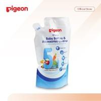 Pigeon Liquid Cleanser Basic Refill 450ml - Sabun Cuci Botol Bayi