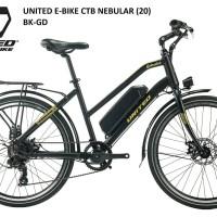 Sepeda UNITED CTB EBIKE NEBULAR