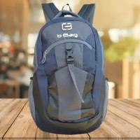 B Bag Ultimate Tas Ransel Daypak Laptop 15,6 Inch Premium-Dark Grey