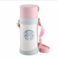 Starbucks Tumbler Stainless Steel Kettle Venti Pink