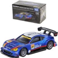 Tomica Premium 18 SUBARU BRZ R&D SPORT Diecast Mainan Mobil balap